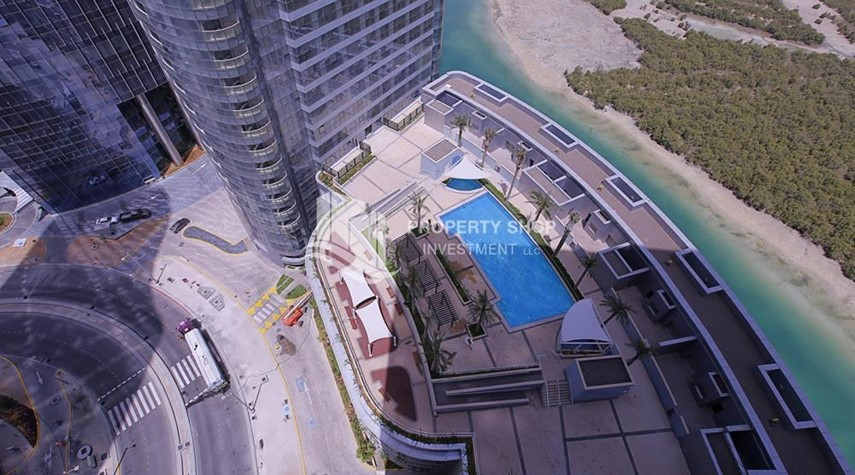 Community-Huge 2BR Apt in Marina Bay for Rent!
