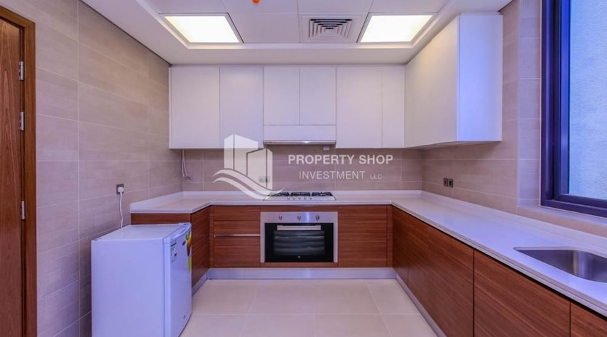 Kitchen-5BR+M independent villa with terrace.