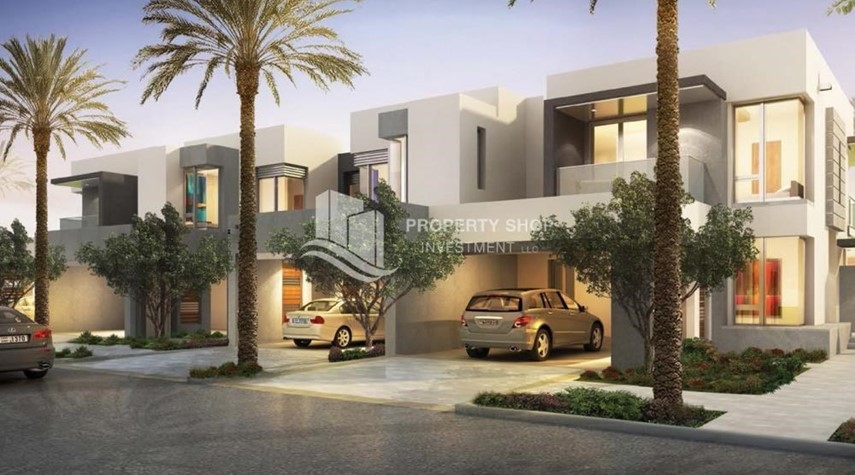 Property-Luxury at your doorstep! Own a stunning villa in an elite community.