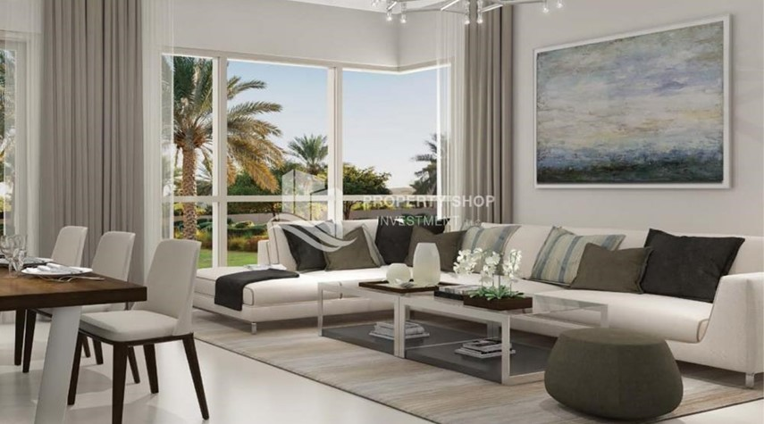 Living Room-Luxury at your doorstep! Own a stunning villa in an elite community.
