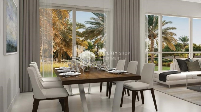 Dining Room-Luxury at your doorstep! Own a stunning villa in an elite community.