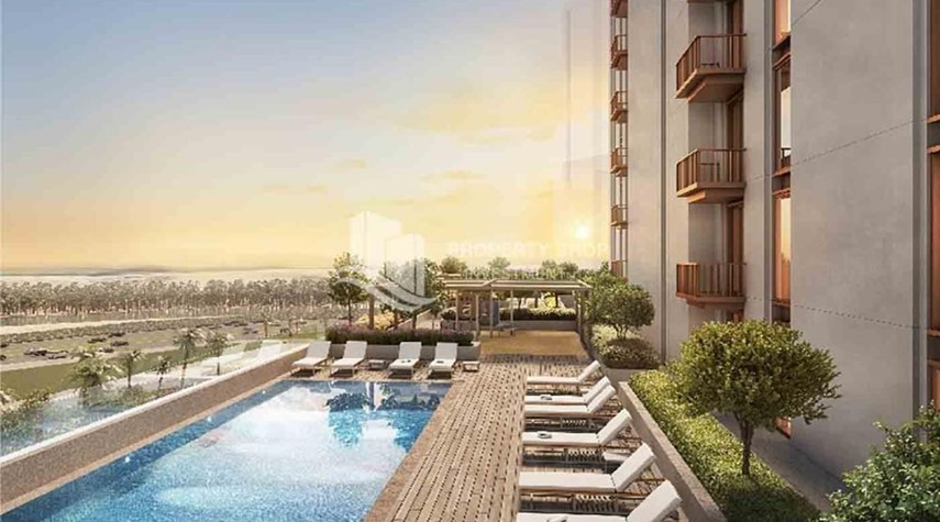Facilities-Luxury apartment overlooking the beautiful Reem Island landscape