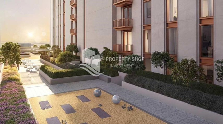 Community-Property close to Reem Central Park and Paris-Sorbonne University