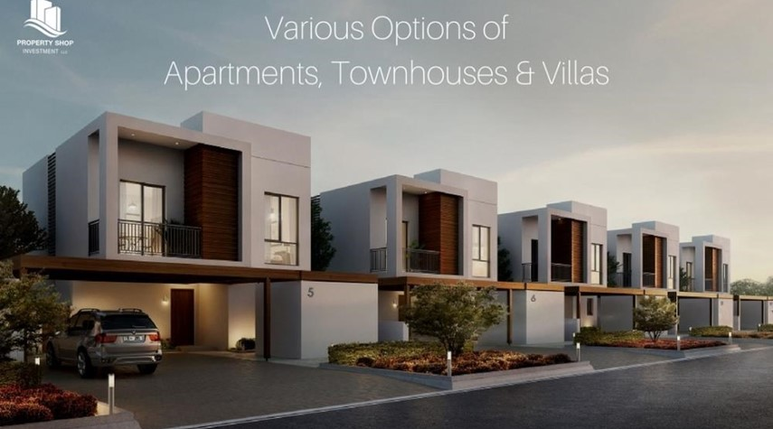 Property-Direct from ALDAR! Own an excellent townhouse with world-class amenities