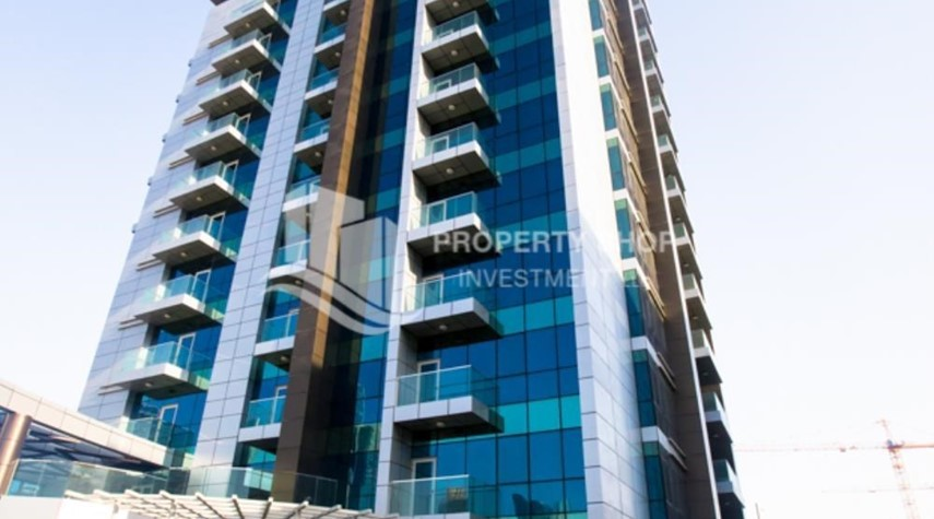 Property-Studio available for rent, Al Noor Tower, Reem Island!