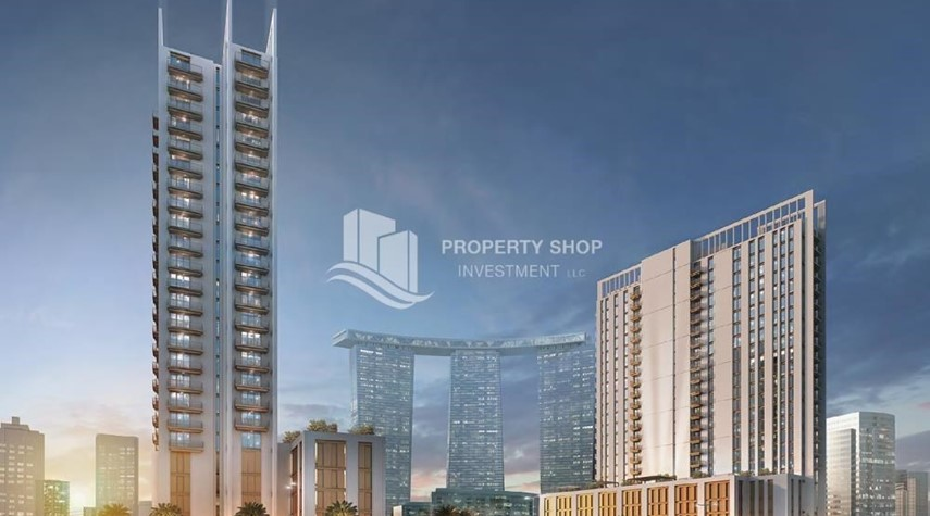 Property-High-end property soon to rise! Book now