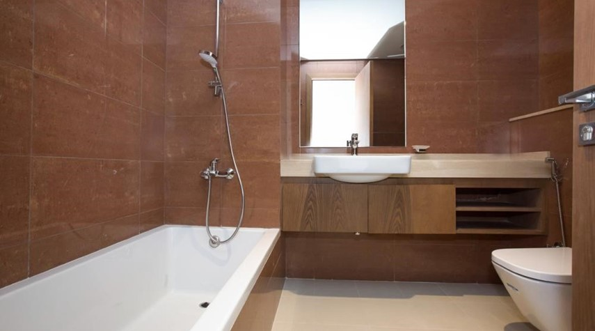 Master Bathroom-A Touch of Luxury! 2+ Maid With First Class Finishing & Panoramic Views