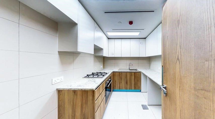 Kitchen-Nestled in the heart of shams Abu Dhabi. move this Sep 2019. 10% booking-90% handover