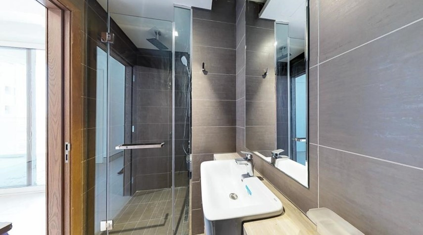 Bathroom-Nestled in the heart of shams Abu Dhabi. move this Sep 2019. 10% booking-90% handover