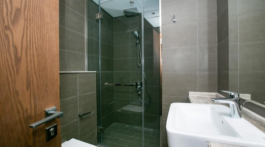 Bathroom-own now 2BR First class finishing, interior fittings, and appliances ensuring your convenience.
