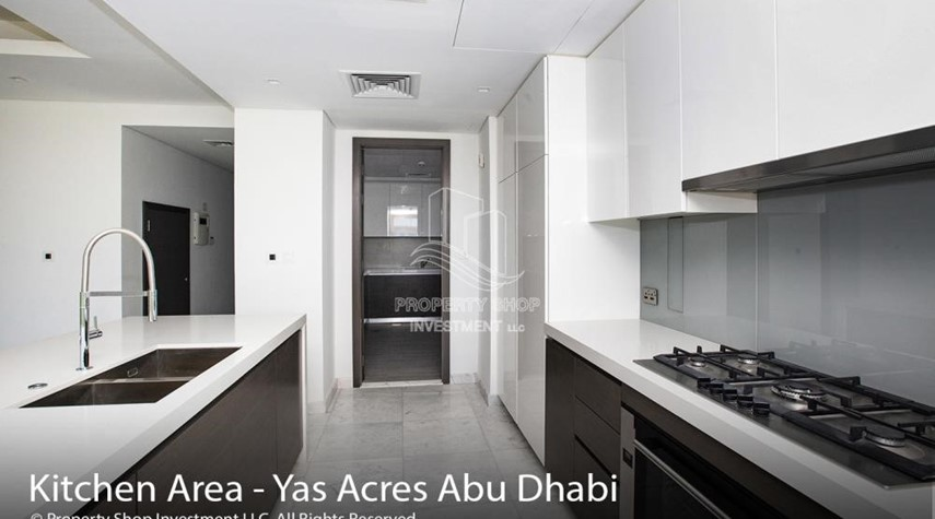 Kitchen-Stylish & convenient modern home with the finest fittings & fixtures