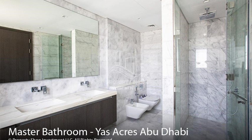 Bathroom-Stylish & convenient modern home with the finest fittings & fixtures