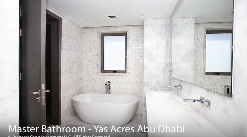 Master Bathroom-Stylish & convenient modern home with the finest fittings & fixtures