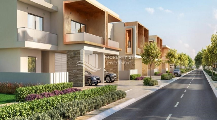 Community-Spacious 3 bedroom townhouse in Yas Acres