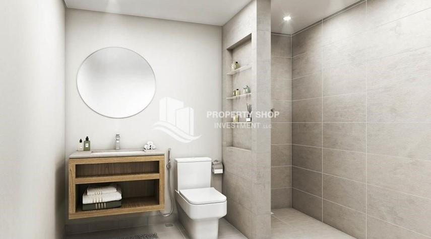 Bathroom-Easy payment plan! 10% down payment and 85% on handover | zero commission