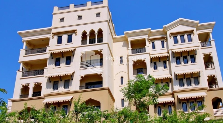 Property-2 Bedroom in Luxurious Saadiyat Beach Residence FOR RENT!