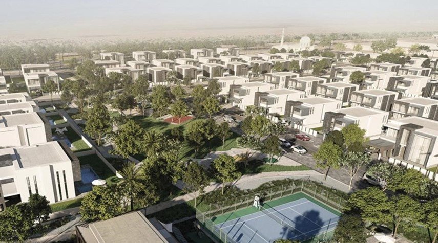 Community-Close to everything! Corner Plot in Yas Isalnd available to all nationalities.