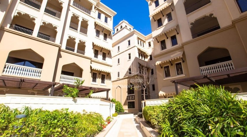 Property-1 Bedroom Apartment in Amazing and beautiful Saadiyat Beach Apartments FOR RENT!
