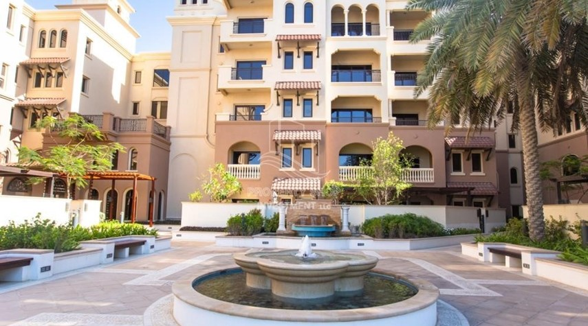 Property-Exclusive Property in Saadiyat Island, 1BR Apt Available for rent!