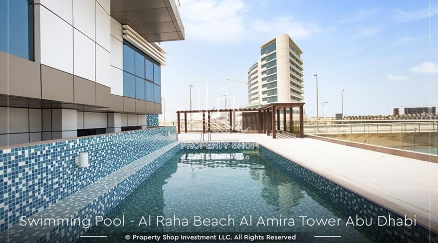 Facilities-Best price for 3BR  Apartment Al Raha Beach