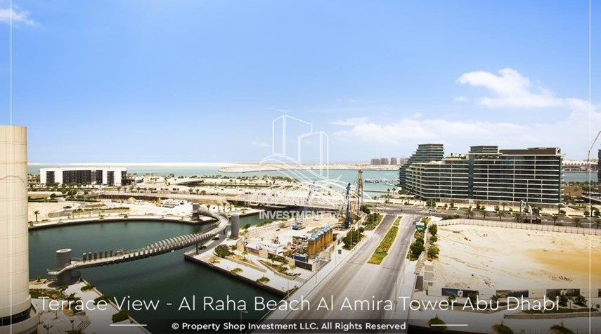 Community-Best price for 3BR  Apartment Al Raha Beach