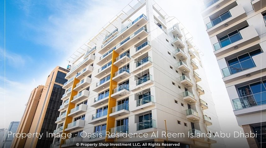 Property-Brand New 1 Bedroom with Stunning Views in Oasis Residence.