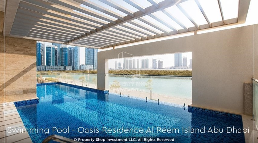 Facilities-Brand New 1 Bedroom with Stunning Views in Oasis Residence.