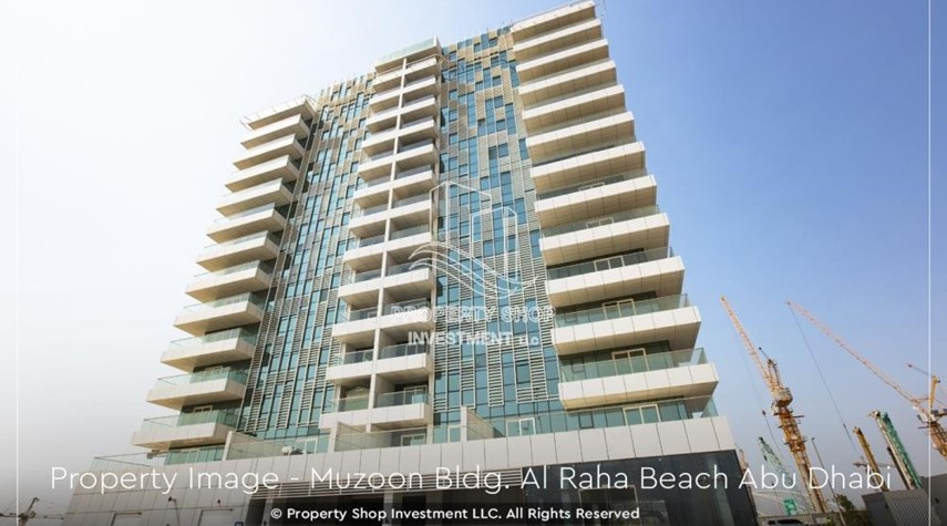 Property-Affordable 2BR apartment in Raha Beach