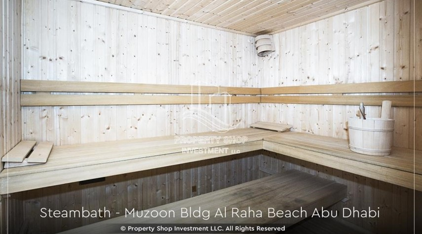 Facilities-Affordable 2BR apartment in Raha Beach