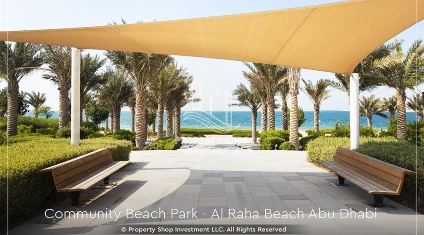 Community-Affordable 2BR apartment in Raha Beach