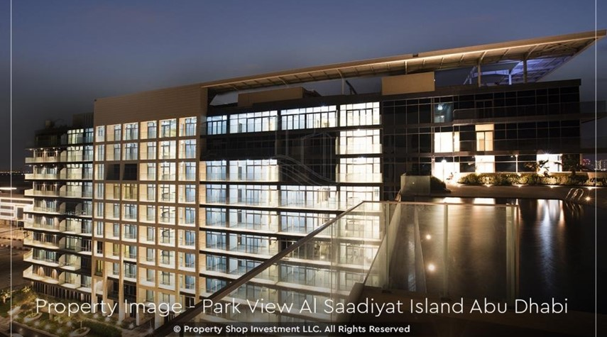 Property-Available for viewing and with High Returns! Own a brand new Apartment in Park View Saadiyat.