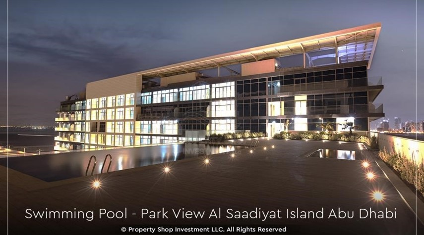 Facilities-Available for viewing and with High Returns! Own a brand new Apartment in Park View Saadiyat.