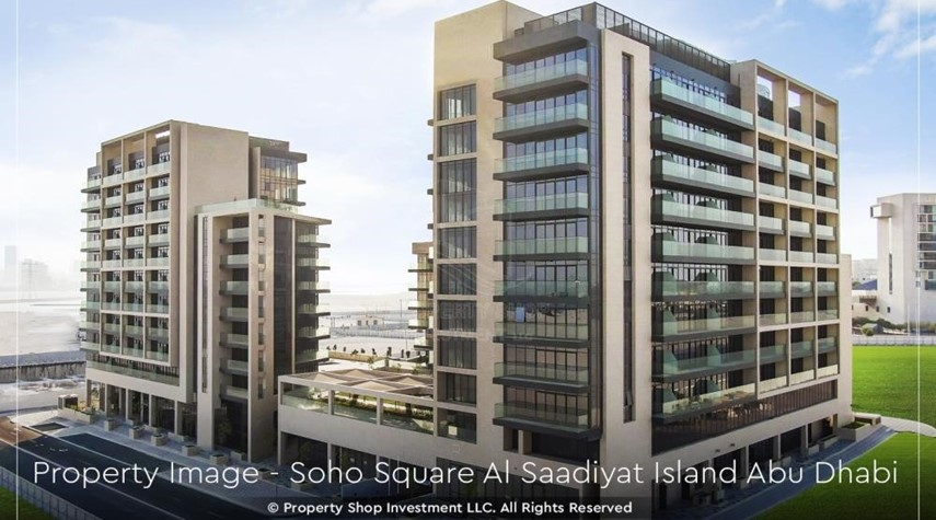 Property-New project in Saadiyat Island with no agency fee.