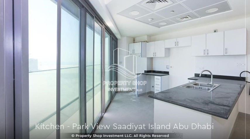 Kitchen-Available for viewing and with High Returns! Own a brand new Apartment in Park View Saadiyat.