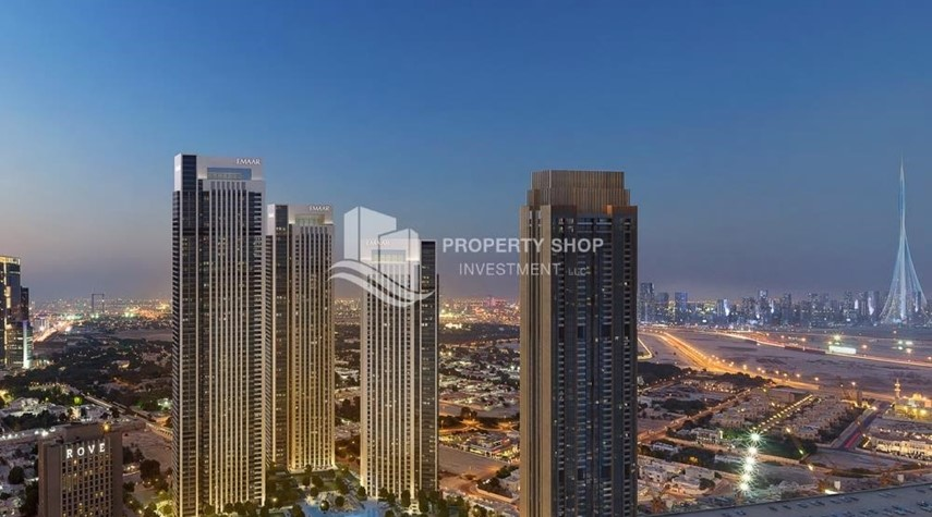 Property-A Future Home with your family in Dubai Downtown Views II.