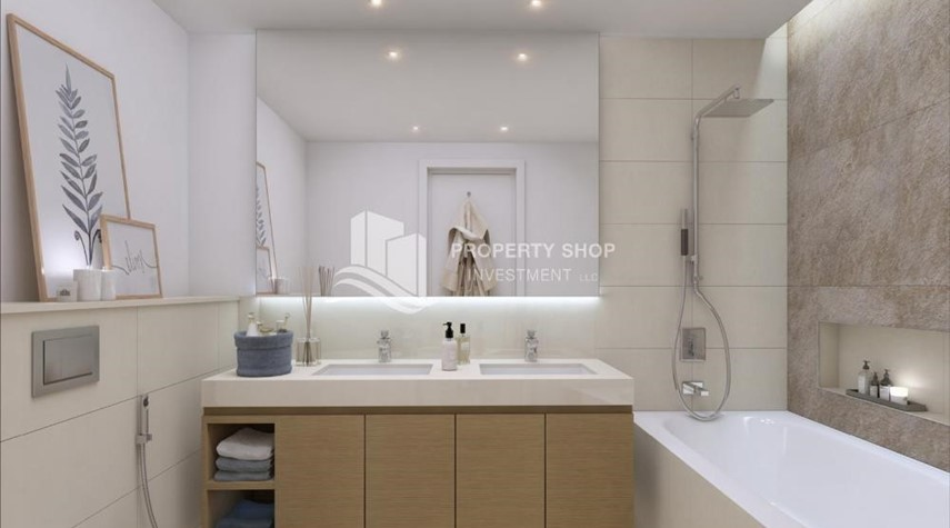 Master Bathroom-A Future Home with your family in Dubai Downtown Views II.