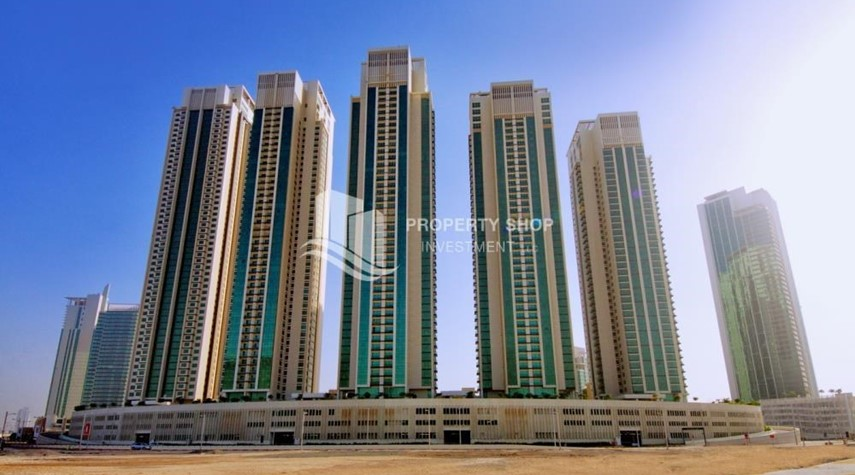 Property-Apt with all facilities on High Floor + High ROI.