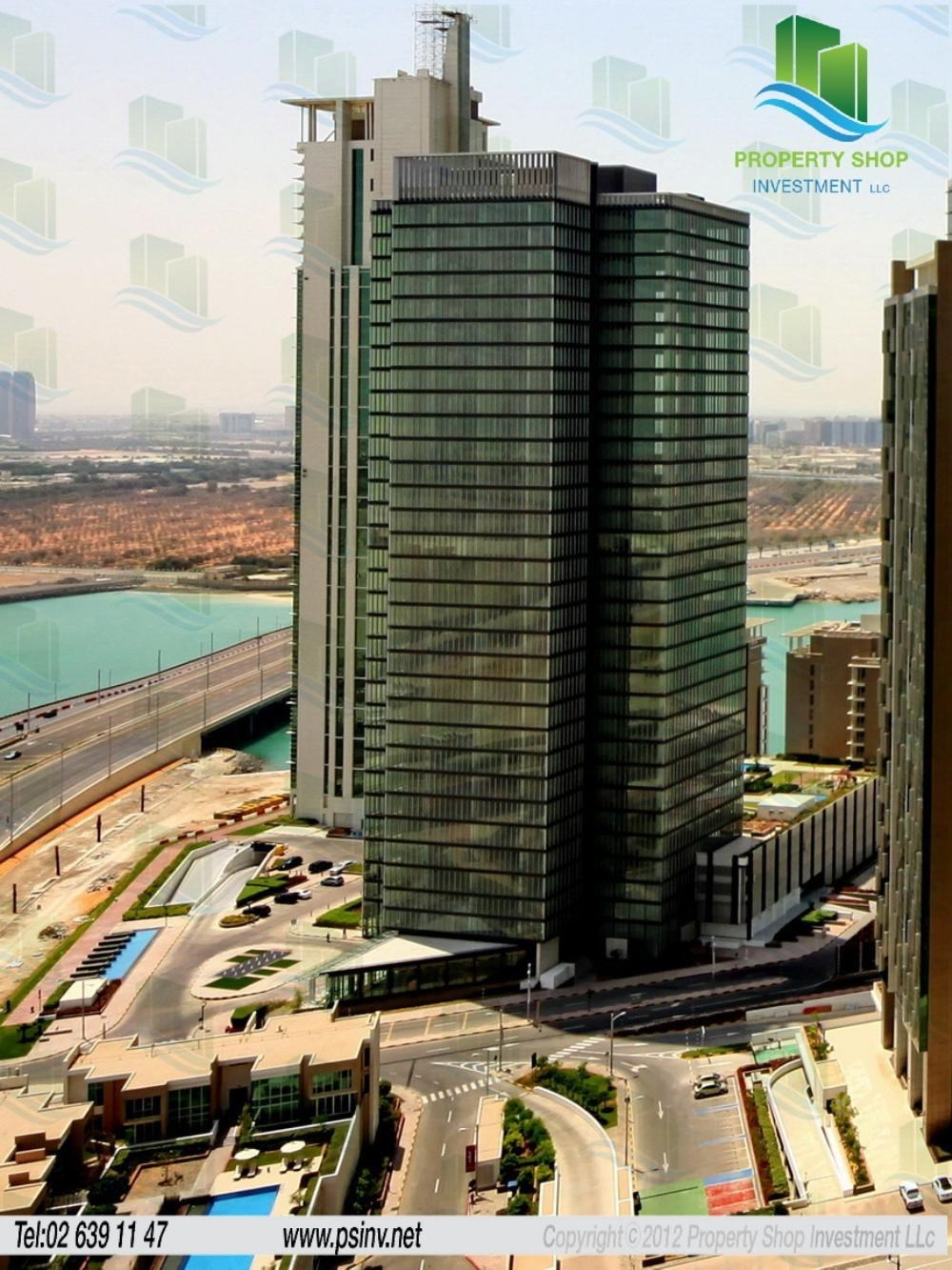 Office for sale in tamouh tower al reem island of25532 - Office tourisme abu dhabi ...