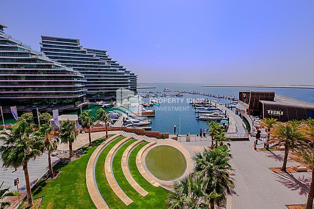 Community-Stunning Sea View Apt with Full facilities
