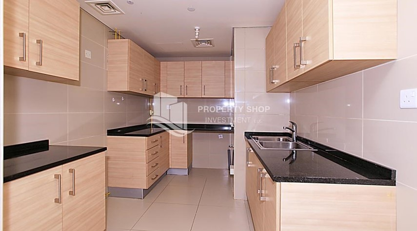 Kitchen-Great Investment 1 BR with High ROI