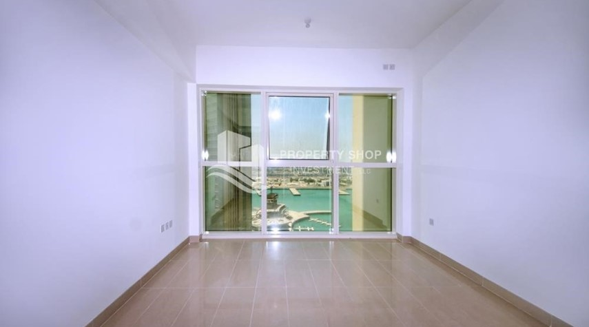 Bedroom-1 Bedrooom Apartment in Marina Blue, Marina Square FOR RENT!