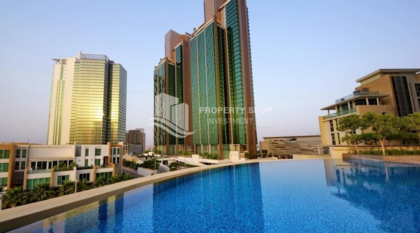 Facilities-1 Bedrooom Apartment in Marina Blue, Marina Square FOR RENT!