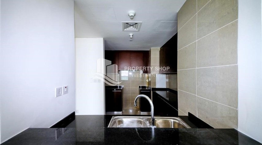 Kitchen-1 Bedrooom Apartment in Marina Blue, Marina Square FOR RENT!