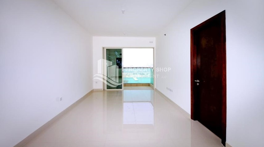 Living Room-1 Bedrooom Apartment in Marina Blue, Marina Square FOR RENT!