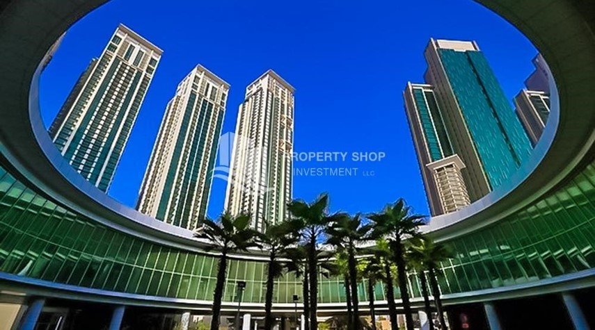 Property-1 Bedrooom Apartment in Marina Blue, Marina Square FOR RENT!