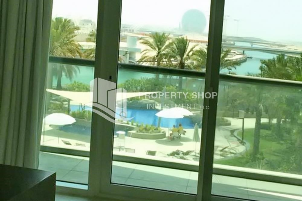 Bedroom-Stunning Sea View Apt with Full facilities