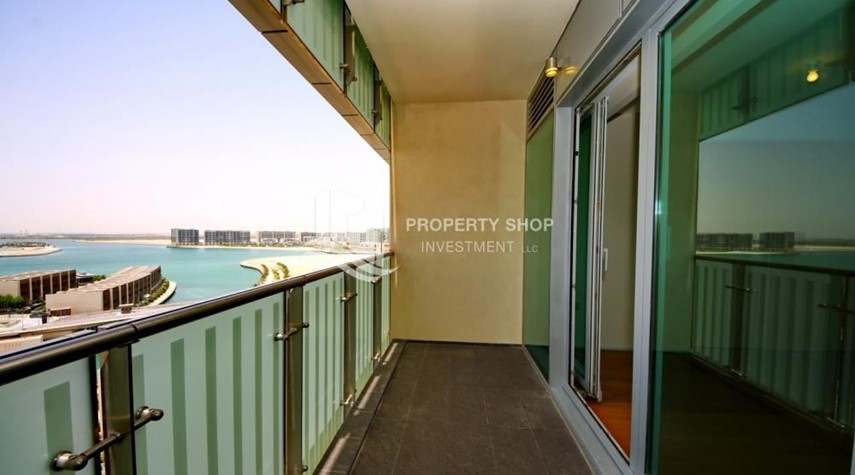 Balcony-High floor 1 BR apt with well maintained facilities of Al Sana, Al Muneera