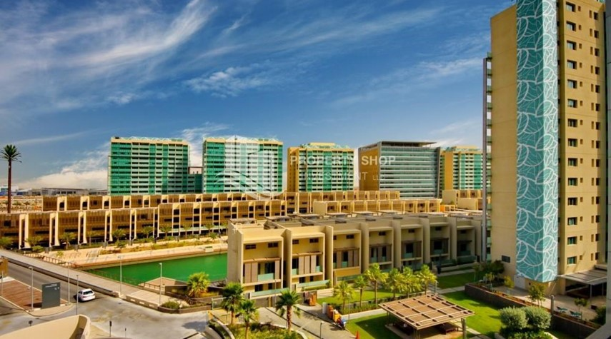 Community-High floor 1 BR apt with well maintained facilities of Al Sana, Al Muneera