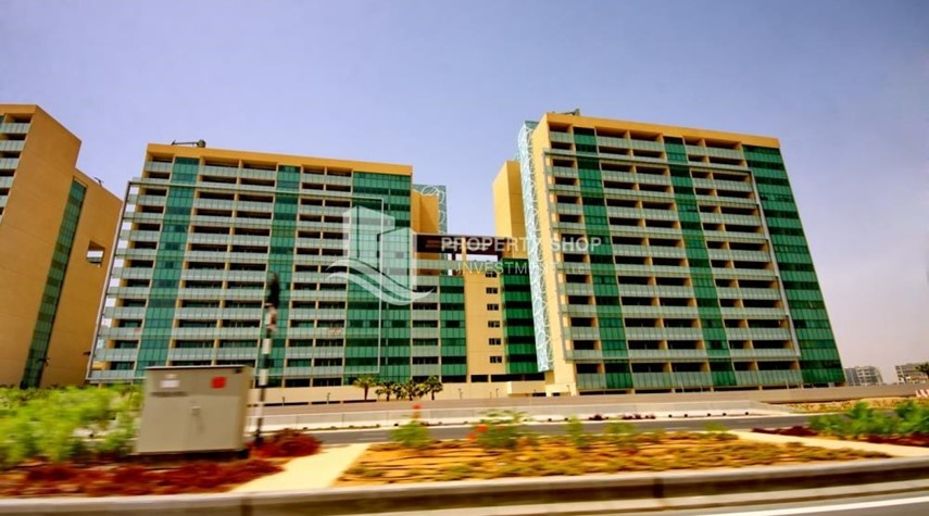 Property-High floor 1 BR apt with well maintained facilities of Al Sana, Al Muneera