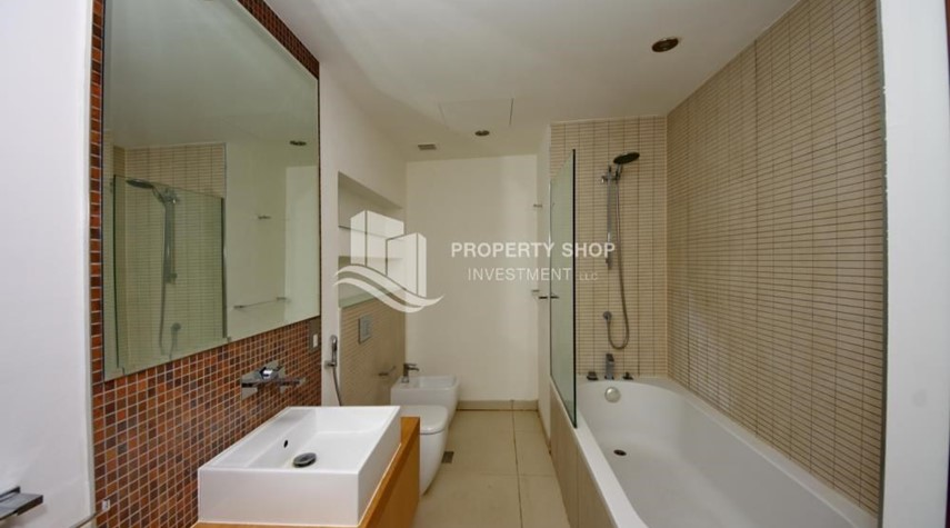 Bathroom-Own 2BR unit with fantastic sea view